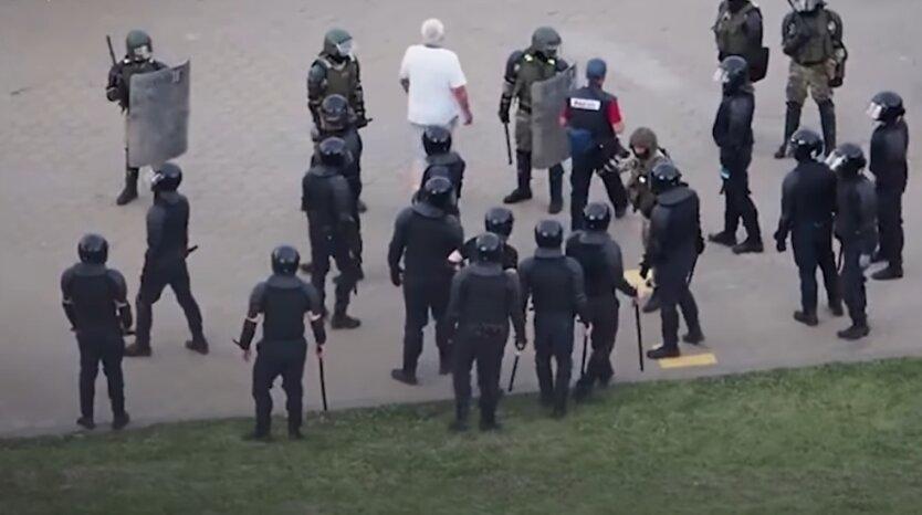 ОМОН, силовики, Беларусь
