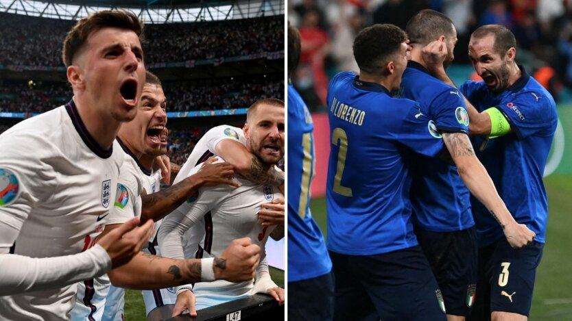 Финал Евро-2020: Италия обыграла Англию в эпичном матче