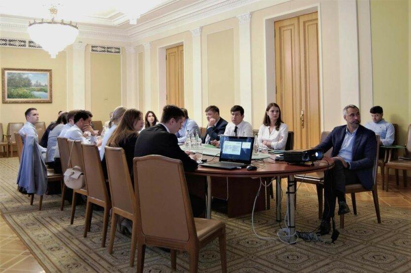 Рябошапка_обсуждение коррупции