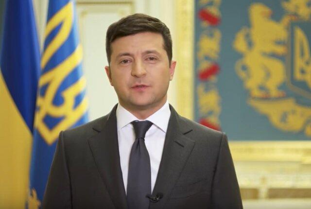 Зеленский Владимир 04.04