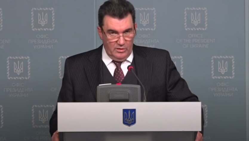 Алексей Данилов, выборы, Донбасс