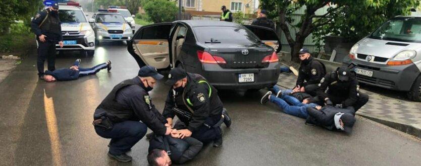 Полиция озвучила причину перестрелки в Броварах