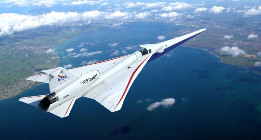 X-59 Quiet SuperSonic Technology2