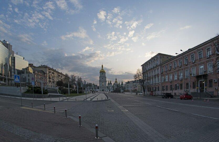 Украина во время карантина