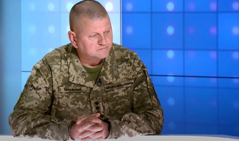 Валерий Залужный, ВСУ, Донбасс