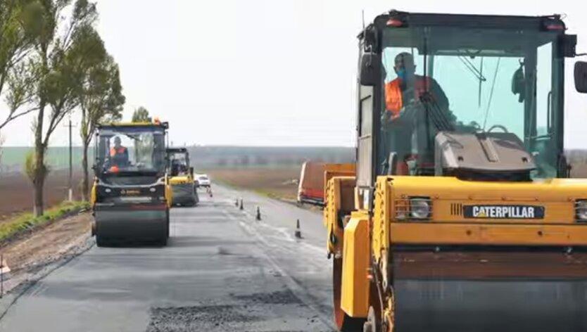 """ремонт дорог, дорожники, Кабмин, """"Большая стройка"""""""