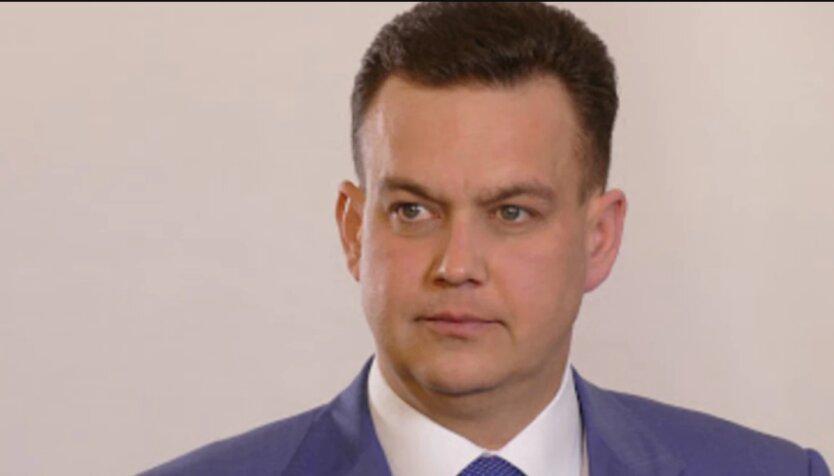 Константин Павлов, мэр Кривого рога