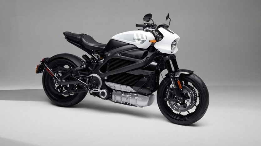 Электромотоцикл LiveWire ONE