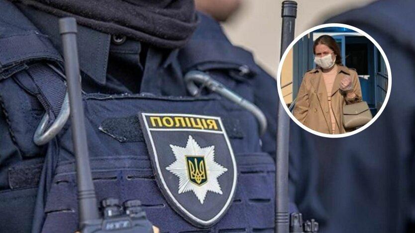 Полиция Киева, задержание в Киеве