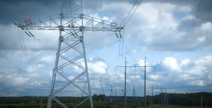 Импорт электроэнергии из Беларуси