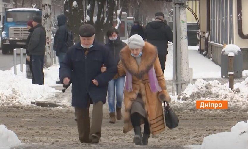 Погода в Украине, погода в феврале, прогноз погоды, снег в украине