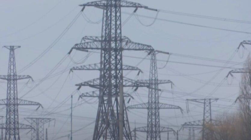 Электроэнергия, ПСО