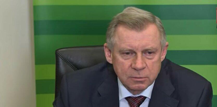 Яков Смолий, Нацбанк, падение украинской экономики