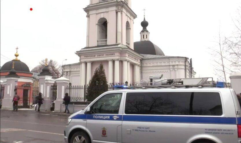 храм Святителя Николая на Бакунинской