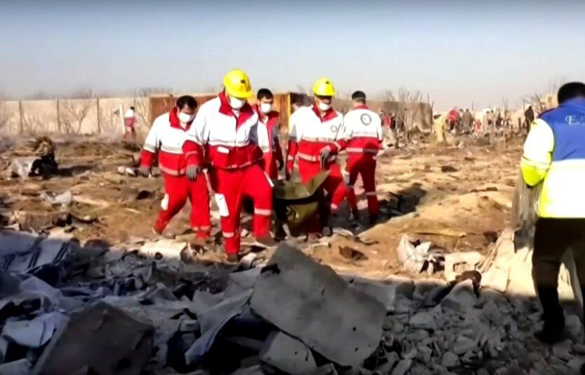 Сергей Бурдыляк,Хассан Нарузи,трагедия Боинга МАУ в Иране,Тегеран,Иран,авиакатастрофа МАУ