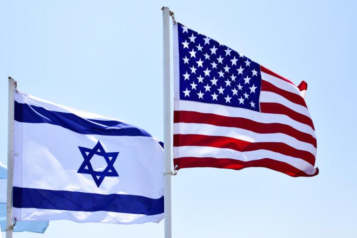США Израиль