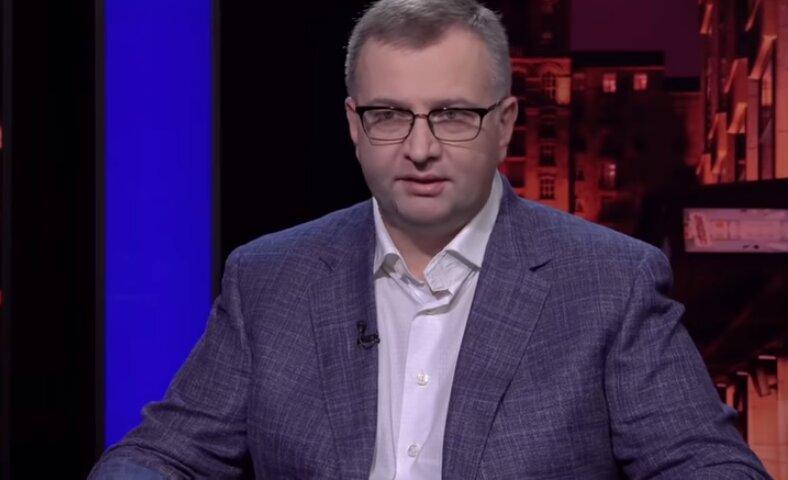 Бывший генерал налоговой милиции, блогер и политический обозреватель Юрий Атаманюк