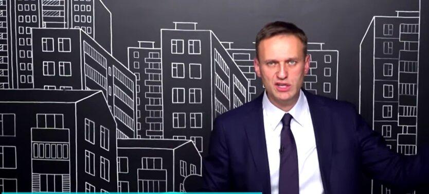 Алексей Навальный, отравление, здоровье