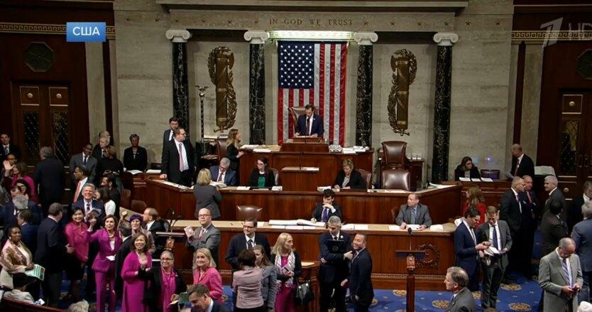 Конгресс США, оборонный проект, помощь Украине