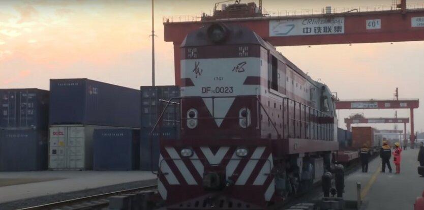 """Доставка """"Новой почтой"""" из Китая,новая почта глобал,доставка AliExpress,доставка поездом"""