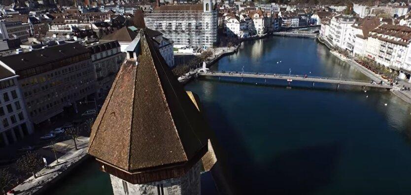 Люцерн-Швейцария