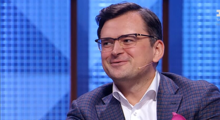 Министр иностранных дел Украины Дмитрий Кулеба, Хайко Маас, нормандский формат