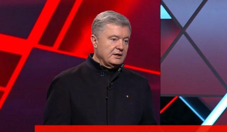 Петр Порошенко, задержание вагнеровцев, спецоперация