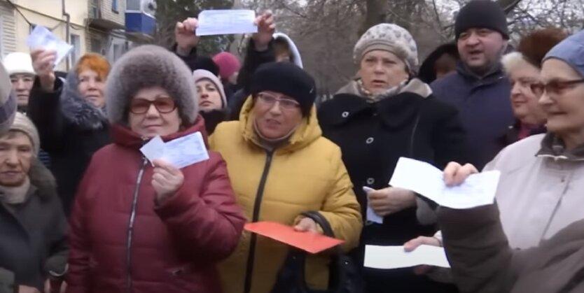 Украинцы переплатили за газ более 8 миллиардов гривен
