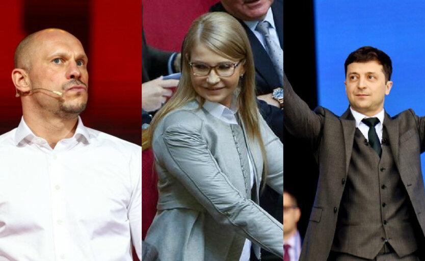 Кива, Тимошенко, Зеленский