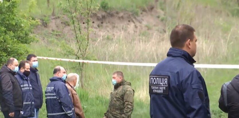 Полиция, убийство, Житомирщина