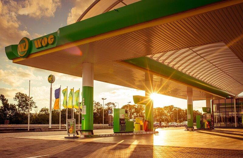 заправка бензин АЗС