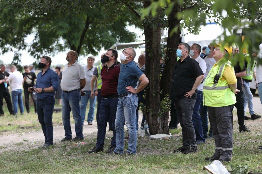 Аваков взрыв на Позняках, взрыв газа в Киеве