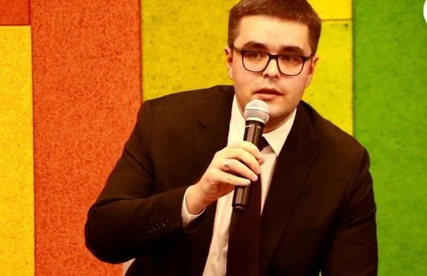 Ведущий эксперт по энергетике Центра Разумкова Максим Белявский