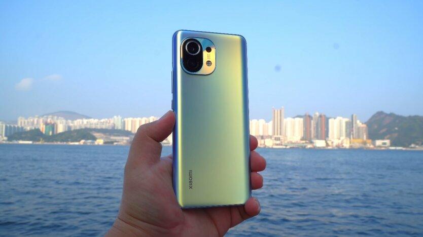 Xiaomi Mi 11 Pro, Новинка Xiaomi, Флагман Xiaomi, В сеть слили фото нового Xiaomi