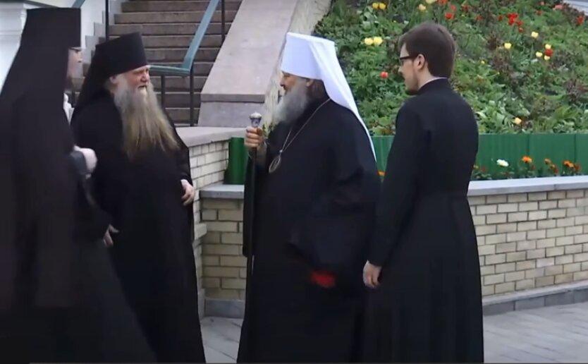 Священники Киево-Печерской лавры