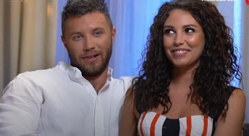 Михаил Заливако и Анна Богдан