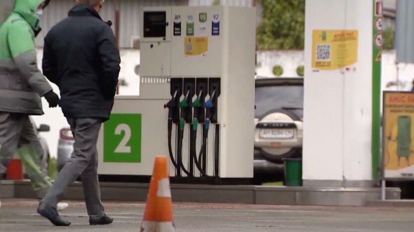 В Украине резко подскочили цены на бензин и дизтопливо