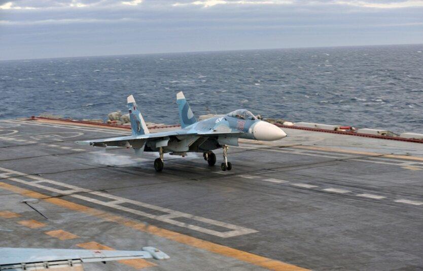 Су-33_Россия
