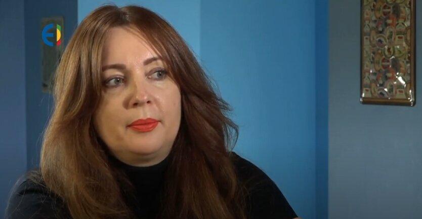 Волонтер Наталья Юсупова, денежные переводы, Приватбанк, Монобанк