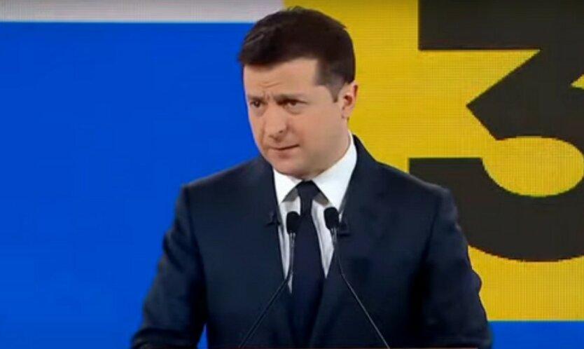 Зеленский выбрал между вакцинацией и локдауном в Украине