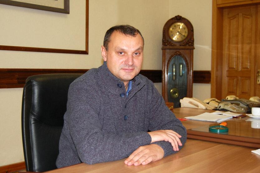 начальника СБУ в Львовской области Гончаров Юрий