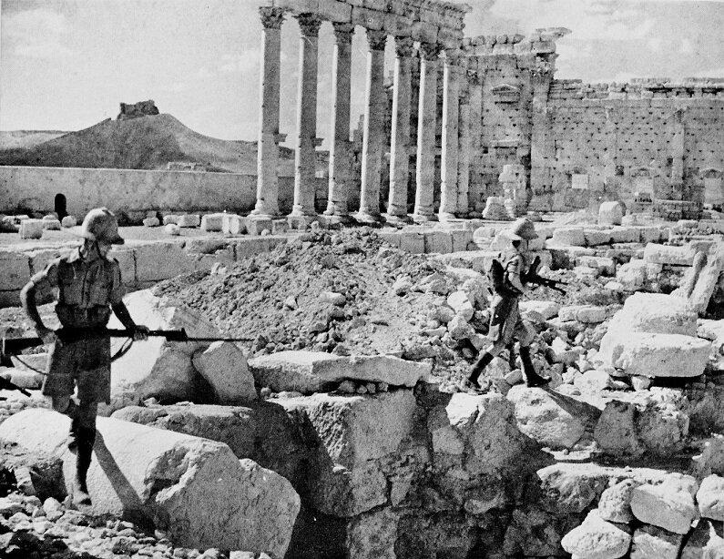 Сирия и Ливан во Второй Мировой войне