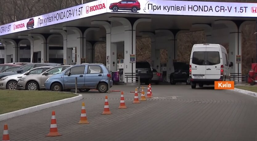 АЗС, бензин, дизель, Украина