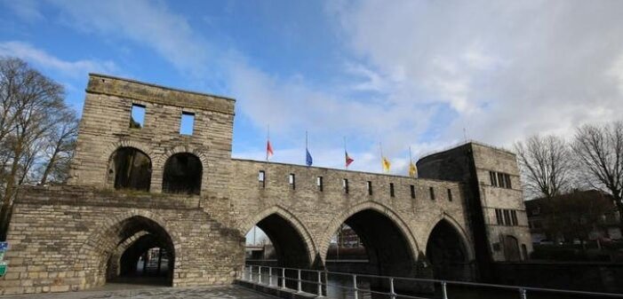 бельгия мост