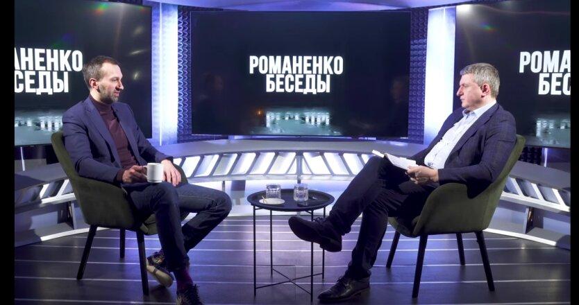 Юрий Романенко и Сергей Лещенко