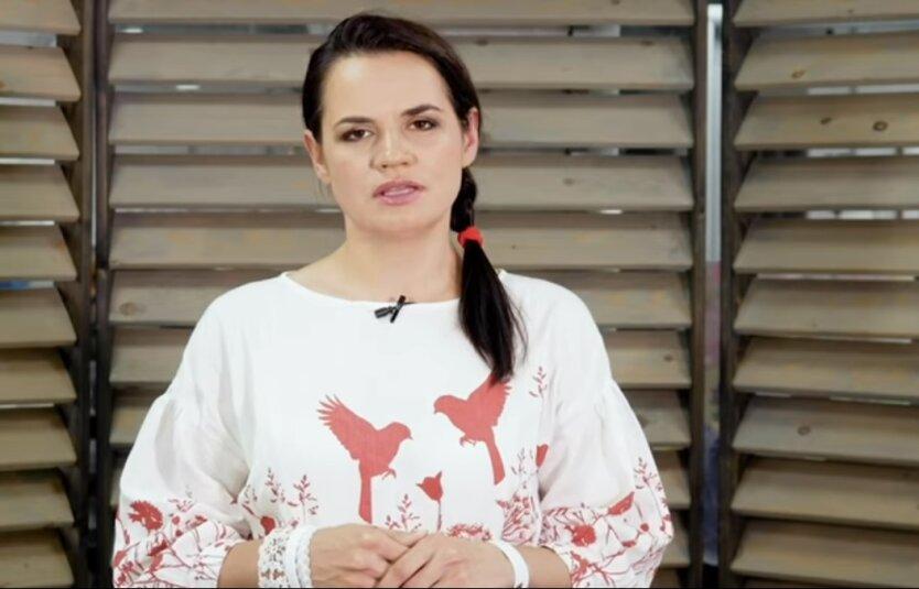Кандидат на пост президента Беларуси Светлана Тихановская