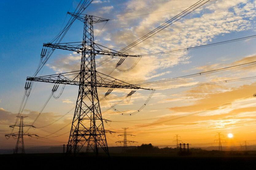 Электросети Украины