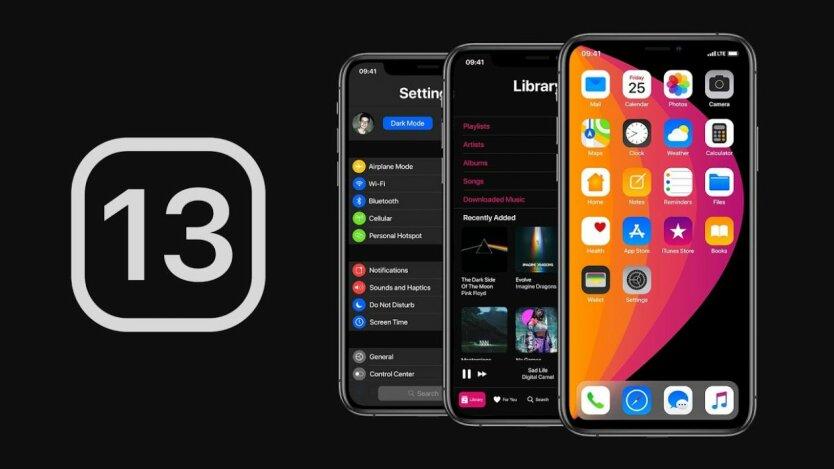 iOS 13-
