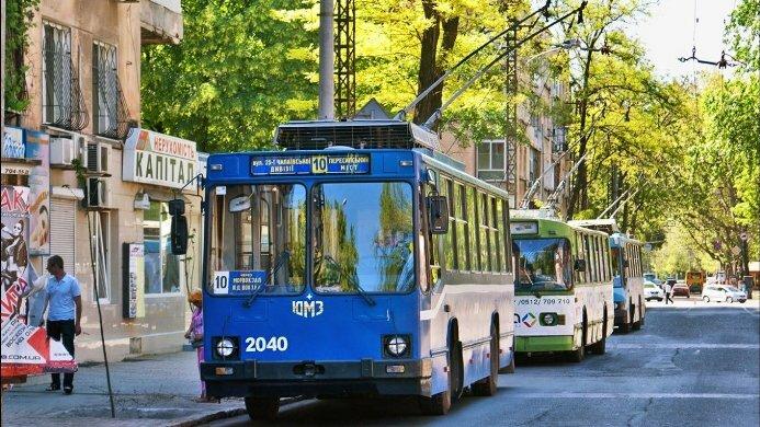 Логистика общественного транспорта в Одессе. Кризис жанра
