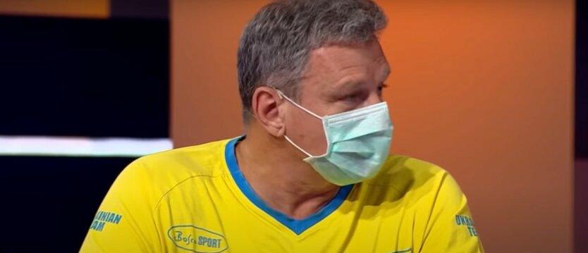 Андрей Пальчевский,лечение коронавируса,Дексаметазон,коронавирус в Украине